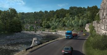 Euro Truck Simulator 2: Road to the Black Sea - data premiery...