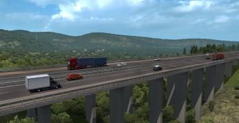 Euro Truck Simulator 2 i American Truck Simulator z nowymi...