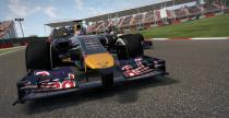 F1 2014 - wy�cig na torze Suzuka