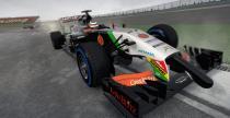 F1 2014 - przeja�d�ka po torze Spa-Francorchamps