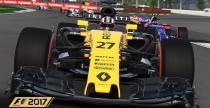 F1 2018 - tor w Monako na pierwszym gameplay'u