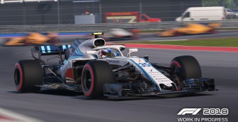 F1 2018 - nowe screeny z gry