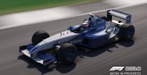 Dwadzieścia klasycznych bolidów w F1 2018
