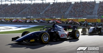 F1 2019 debiutuje i zgarnia dobre oceny