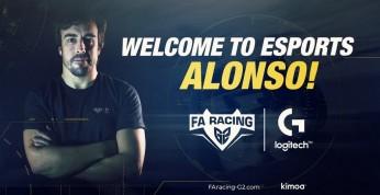 Fernando Alonso założył własny team e-sportowy!