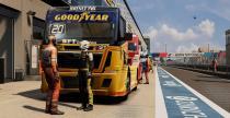 FIA European Truck Racing Championship - debiut wyścigów ciężarówek