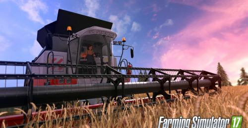 Farming Simulator 17 zmierza na Nintendo Switch