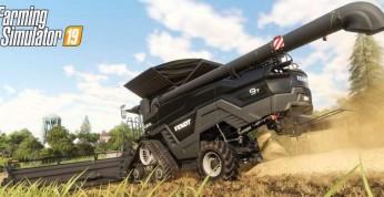 Farming Simulator 19 - zwiastun prezentujący rolnicze maszyny