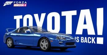 Toyota powraca do serii Forza!