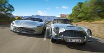 Forza Horizon 4 - zwiastun z autami Bonda