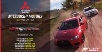 Forza Horizon 4 - auta Mitsubishi w ramach darmowej aktualizacji