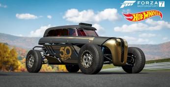 Forza Motorsport 7 - darmowy dodatek Hot Wheels Anniversary Pack
