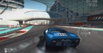 GRID Autosport - mnogość możliwości kontroli w wersji na Switch