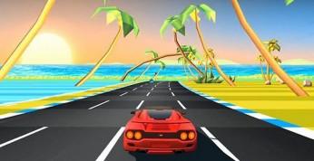 Horizon Chase Turbo trafił na Xboxa One i Nintendo Switch