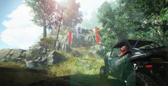 Overpass - pokaz rozgrywki z gry off-roadowej