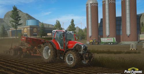 Rolnictwo na światową skalę - Pure Farming 2018 na rynku