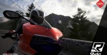 Ducati 1199 Panigale Superleggera w filmie z gry RIDE