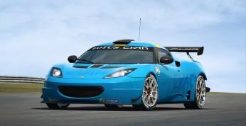 Lotus Evora GT4 trafi do RaceRoom Racing Experience