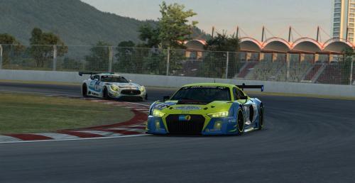 RaceRoom Racing Experience - chiński tor Zhuhai trafił do gry
