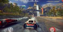 Rise: Race The Future - ciekawa samochodówka zmierza na Steam