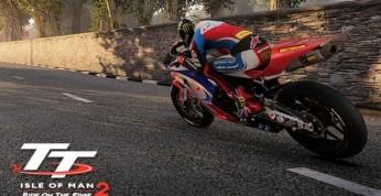 TT Isle of Man - Ride on the Edge 2 - zwiastun gry motocyklowej