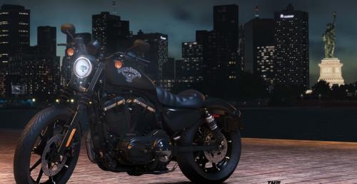The Crew 2 - Harley-Davidson Iron 883 w zwiastunie