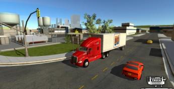 Truck Simulator America - zapowiedź polskiej gry mobilnej