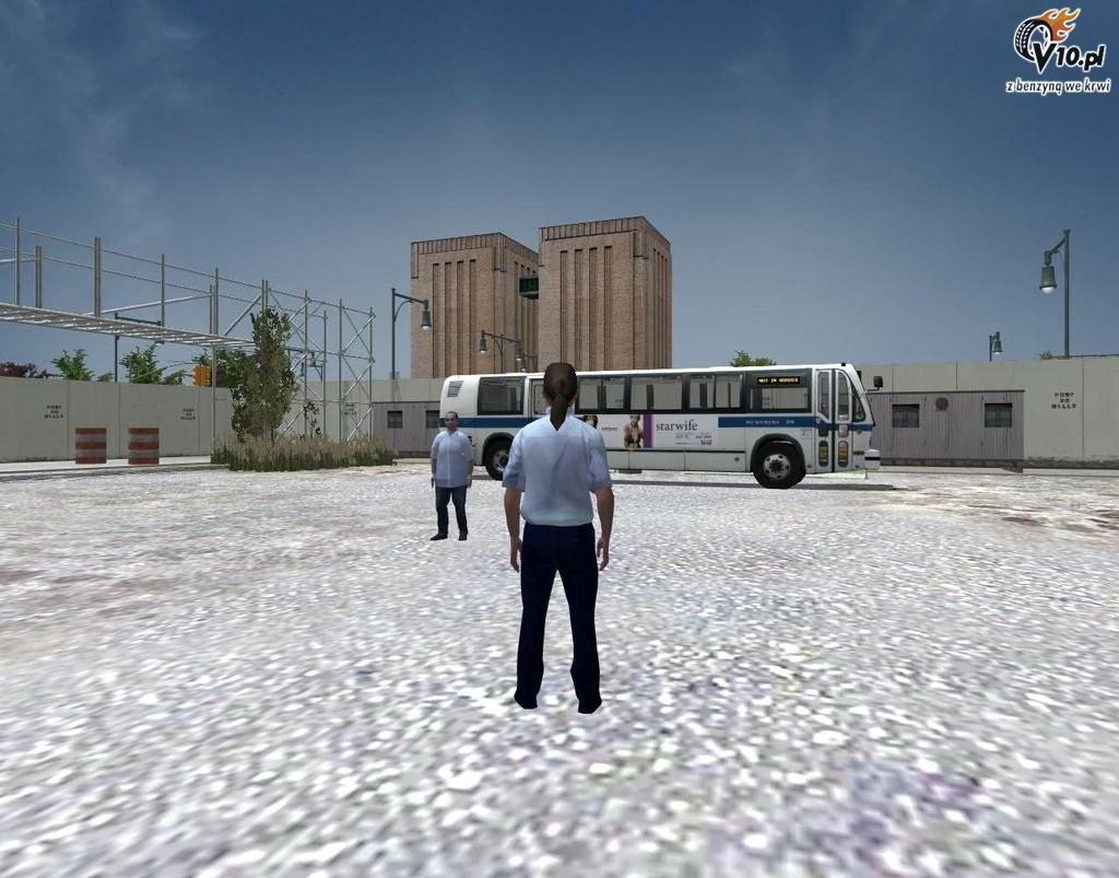 Symulator , Komputer PC , City Bus Simulator