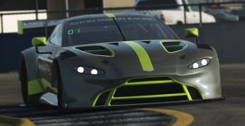 Aston Martin Vantage GT3 dołączył do rFactora 2