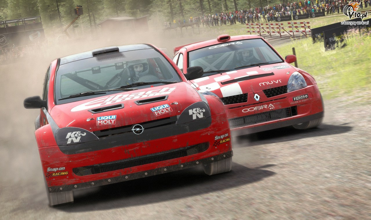 dirt rally ps4 xbox one 2. Black Bedroom Furniture Sets. Home Design Ideas
