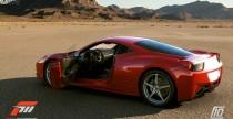 Forza Motorsport Kinect