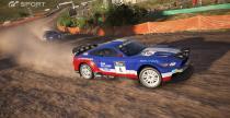 Gran Turismo Sport - Ford Mustang GT w akcji