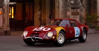 Gran Turismo Sport - tor Fuji i Alfa Romeo Giulia TZ2 w nowej...