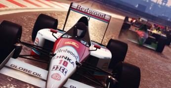 GTA Online z aktualizacją Open Wheel Racing