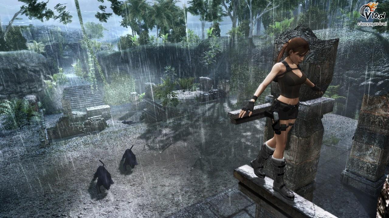 1280 x 720 · 323 kB · jpeg, Lara Croft - Tomb Raider Underworld