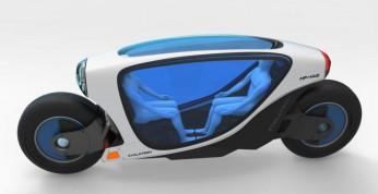 Autonomiczne motocykle będą przyszłością transportu?