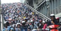 Video: Skuterowy korek w Tajwanie rozwali Wasz �wiatopogl�d!