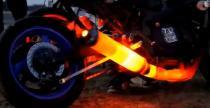 Video: Suzuki GSX1100R i jego �wiec�cy wydech!