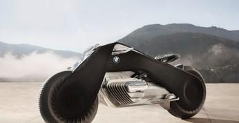 Motocykl BMW - wizja przyszłości