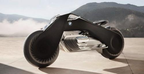BMW Vision Next 100 - motocykl