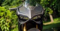 Ducati 1199 Panigale S - w�oska pi�kno�� z owiewkami z w��kna w�glowego
