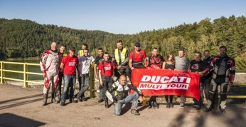 Ducati Multi Tour 2016