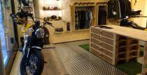 Scrambler Camp, czyli pierwszy sklep dedykowany motocyklowi Ducati Scrambler