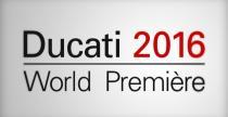 �wiatowa premiera Ducati z przekazem na �ywo