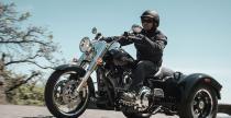 Harley-Davidson Freewheeler na 2015 rok - nowa trajka z Milwaukee