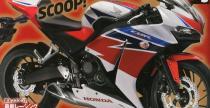 Honda planuje budow� dwucylindrowego motocykla CBR250RR
