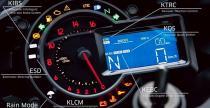 Kawasaki Ninja H2 - elektroniczne zegary, ale nie do ko�ca...