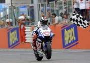 MotoGP 2010, Misano: Fiat Yamaha Team