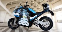 Storm Pulse - elektryczny motocykl z zasi�giem 380 km?