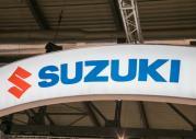 Suzuki na targach EICMA 2015 w Mediolanie
